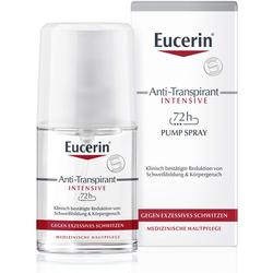 EUCERIN Deodorant Antitranspirant Spray 72h 30 ml