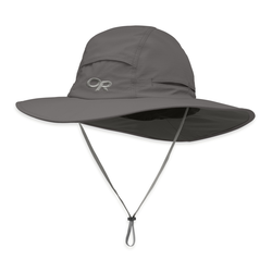 Outdoor Research Sombriolet Sun Hat, pewter - M