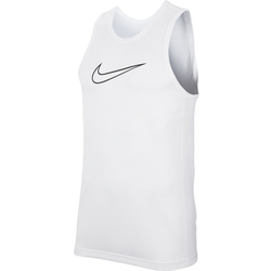 Nike Dri-FIT - Basketballtop - Herren White M