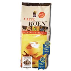 Roen Extra Bar Espresso - Testsieger 2014 und 2015 - Bohnen 1kg