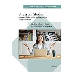 Stress im Studium - Buch