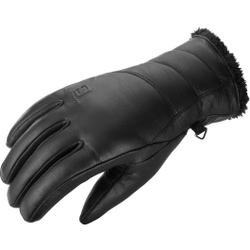Salomon - Native W Black - Skihandschuhe - Größe: XS