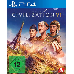 Sid Meiers Civilization VI PS4 USK: 12