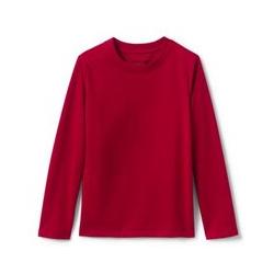 Pyjama-Shirt - 128/134 - Rot
