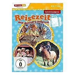 Astrid Lindgren: Reisezeit mit Astrid Lindgren - DVD  Filme