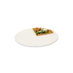 relaxdays Pizzastein Pizzastein rund aus Cordierit, Cordierit