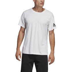 adidas ID Stadium Tee - Funktionsshirt - Herren White
