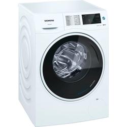 Waschtrockner iQ500 WD14U510, 10 kg / 6 kg, 1400 U/Min, Waschtrockner, 10437355-0 weiß weiß