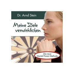 CD Meine Ziele verwirklichen von Dr. Arnd Stein