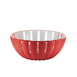 Guzzini Schale guzzini Schale GRACE rot-weiß D ca. 30 cm, Acrylglas