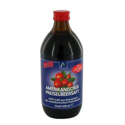 PREISELBEER Saft amerikanisch 500 ml