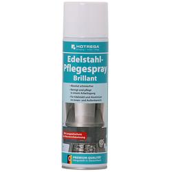 HOTREGA Edelstahl Pflegespray Brillant Spraydose (500 ml)
