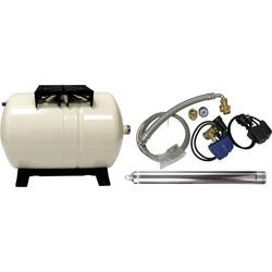 Zehnder Pumpen ZEHNDER 11983 Wasserversorgungspaket 230V 4500 l/h