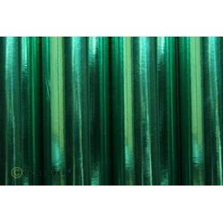 Oracover 21-103-002 Bügelfolie (L x B) 2m x 60cm Chrom-Grün