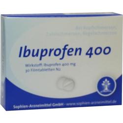 Ibuprofen Sophien 400