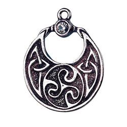 Adelia´s Amulett Keltische Zauberei Talisman, Boudica's Amulett - Mut und Zähigkeit