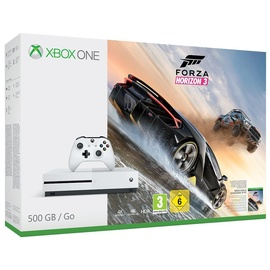 Microsoft Xbox One S 500GB + Forza Horizon 3 (Bundle)