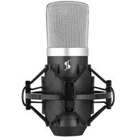Stagg SUM45 SET USB Kondensatormikrofon