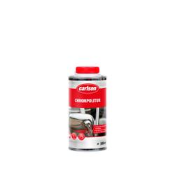 Carlson Chrompolitur, Poliert und konserviert Metallflächen antistatisch und materialschonend, 0,5 Liter - Dose