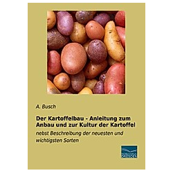 Der Kartoffelbau - Anleitung zum Anbau und zur Kultur der Kartoffel. A. Busch  - Buch