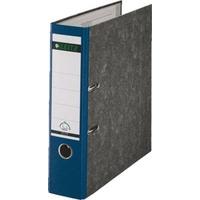 Leitz Ordner 1080 DIN A4 Rückenbreite: 80mm Blau Wolkenmarmor 2 Bügel 10805035