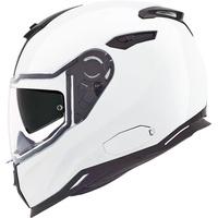 Nexx SX.100 Core Gloss, Integralhelm - Weiß - XXL