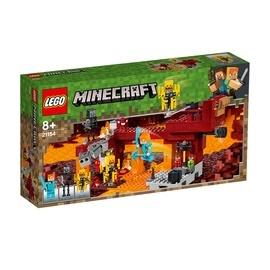 Lego Minecraft Die Brücke 21154