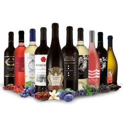 Die große italienische Weinreise mit 10 Flaschen