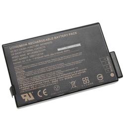 vhbw Akku passend für CTX NB8600, SmartBook V Notebook (8700mAh, 10,8V, Li-Ion, schwarz)