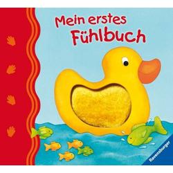 Mein erstes Fühlbuch Ente PP 12+