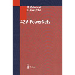 42 V-PowerNets als Buch von