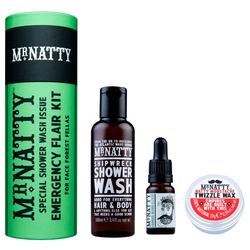 Mr. Natty Emergency Flair Wash Kit