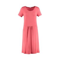 Deerberg Damen Jersey-Kleid Morowa nelkenrot