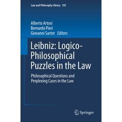 Leibniz: Logico-Philosophical Puzzlesin the Law: Buch von