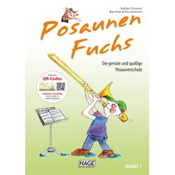 Der Posaunen Fuchs Band 1