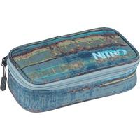 Nitro Pencil Case XL frequency blue 3-tlg.