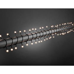 LED Globelichterkette 160 ww LED 3695-107