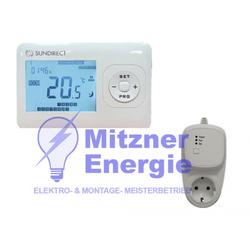 LCD Digital Funk Thermostat