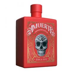 Amuerte Coca Leaf Gin Red Edition 0,7L (43% Vol.)