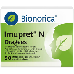 IMUPRET N Dragees 50 St.