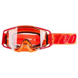 100% Crossbrille Armega Litkit - Klar, Anti Fog