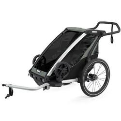 THULE Kinderfahrradanhänger Chariot Lite 1 Agave