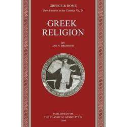 Greek Religion als Buch von Jan N. Bremmer/ Bremmer Jan N.