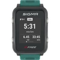 Sigma SPORT Fitnesstracker iD.FREE Multisport grün