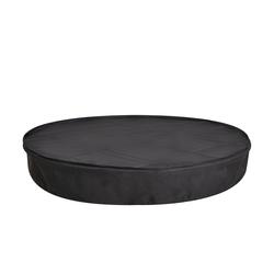 Schutzhülle  Tisch ¦ grau ¦ Maße (cm): H: 15 Ø: [100.0]