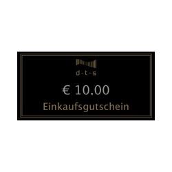 Gutschein 10 Euro Gutscheincode