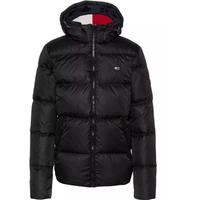 Tommy Jeans Essential schwarz XXL