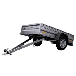 PKW-Anhänger 750 kg ungebremst Garden Trailer 205 Ladefläche 200x125