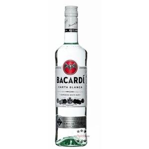 Bacardi Carta Blanca Superior White Rum