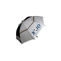 XXIO Doppelbaldachin Regenschirm / Grau